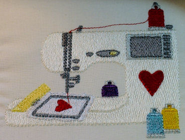 I Love Embroidery Volume 2 - Filled