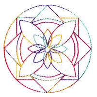 Mandala Quilt Blocks 03