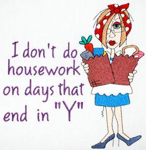 JJ's Housework