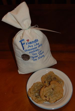 It's In the Bag! Chocolate Chip Set