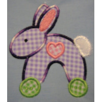 Easter Applique Fun