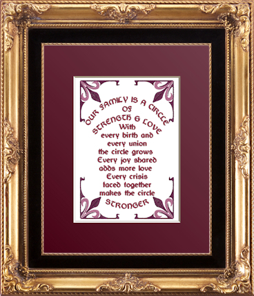 Family Circle of Love
