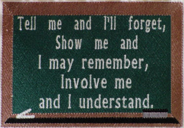 Chalkboard 5x7 Sampler Set