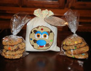 It's In the Bag! Monster Cookie Set