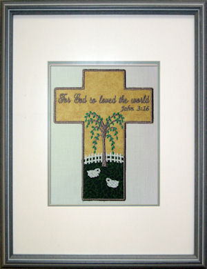 Scripture Cross Set