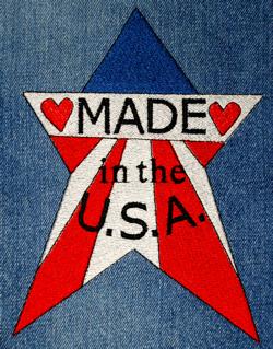 Patriotic Prim Stars