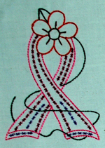 Prim Awareness Stitcheries