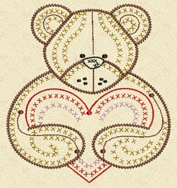 Prim Valentine Stitcheries 2