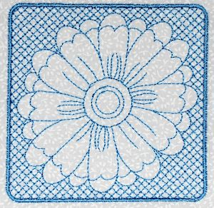 Pure Lacework Quilt Blocks Set 01