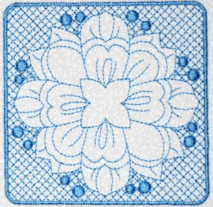 Pure Lacework Quilt Blocks Set 02