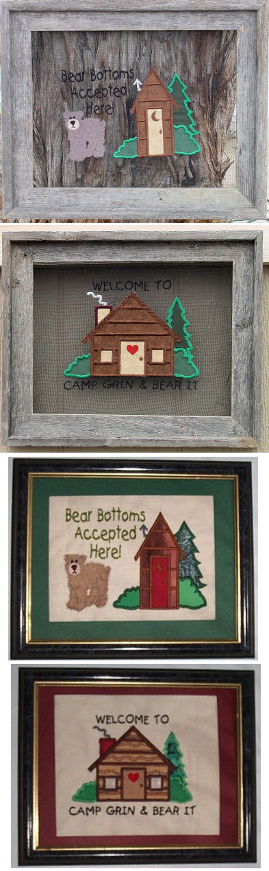 Camp Grin and Bear It