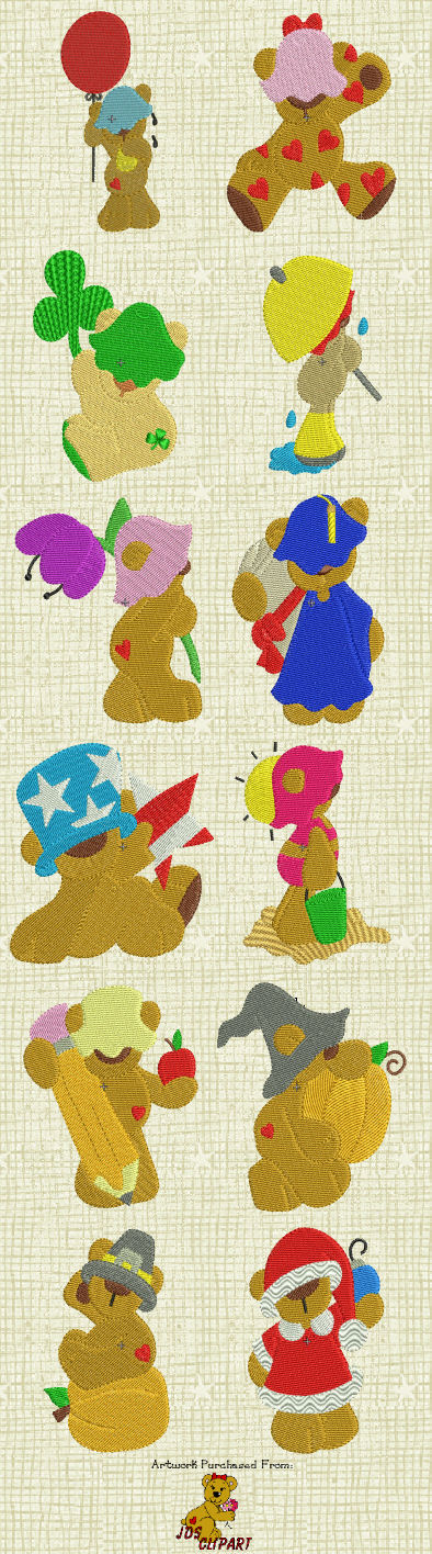Bonnet Bears