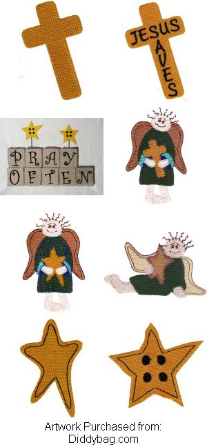 Pray Often Prim Set