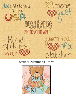 Prim Hand Stitcheries