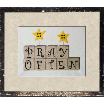 Pray Often Prim Set